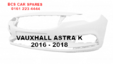 VAUXHALL  ASTRA   K  FRONT BUMPER    NEW   2016  2017  2018    ( IN PRIMER  READY TO PAINT )